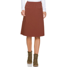 Tatonka Tori - Vestidos y faldas Mujer - rojo